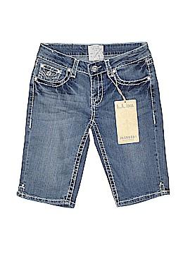L.A. Idol Denim Shorts Size 5