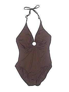 Merona One Piece Swimsuit Size M
