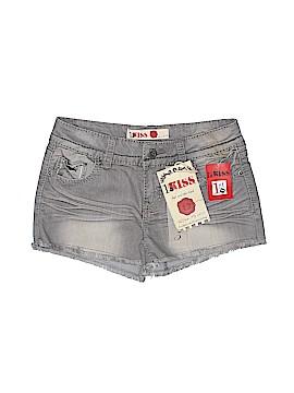 1st Kiss Denim Shorts Size 5