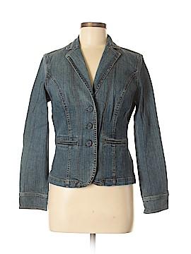 St. John's Bay Denim Jacket Size M