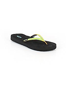 Teva Flip Flops Size 10