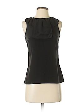 Ted Baker London Sleeveless Silk Top Size 2 (0)