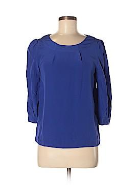Kate Spade New York 3/4 Sleeve Silk Top Size S