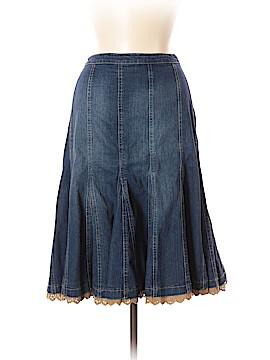 Kikit Jeans Denim Skirt Size 8