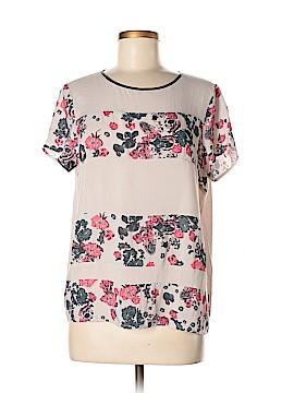 Vero Moda Short Sleeve Blouse Size L