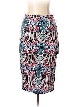 WAYF Denim Skirt Size XS