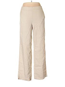 J Linen Pants Size 12
