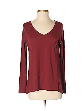 Cynthia Rowley for Marshalls Long Sleeve T-Shirt Size S