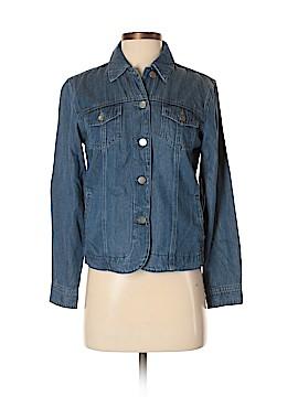 Coldwater Creek Denim Jacket Size XS (Petite)