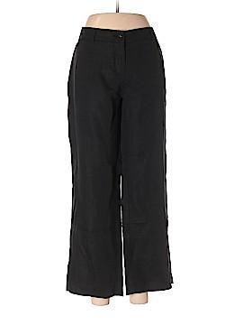 Garnet Hill Linen Pants Size 8