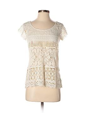 One September Short Sleeve Blouse Size XS