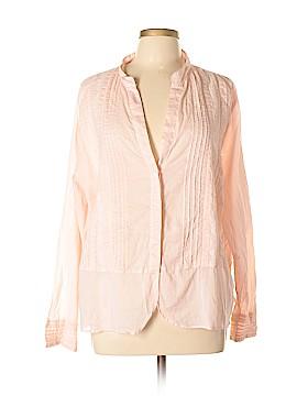 K. Jordan Long Sleeve Button-Down Shirt Size 3X (Plus)
