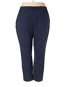 Liz & Me Casual Pants Size 28W (Plus)