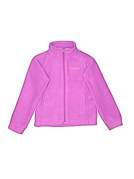 Columbia Fleece Jacket Size X-Small (Tots)