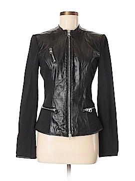 Alberto Makali Leather Jacket Size M