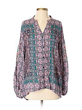 Tolani Long Sleeve Blouse Size XS