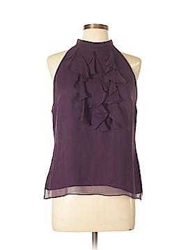INC International Concepts Sleeveless Blouse Size 12 (Petite)
