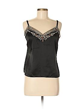 Diva by Dana Buchman Sleeveless Silk Top Size 10