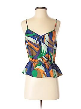 Eliot Sleeveless Silk Top Size XS