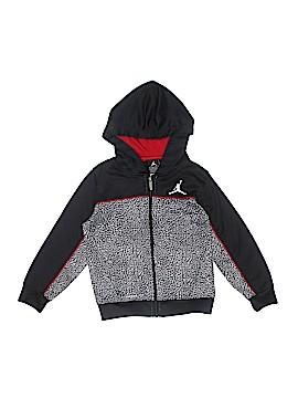 Jordan Zip Up Hoodie Size 7