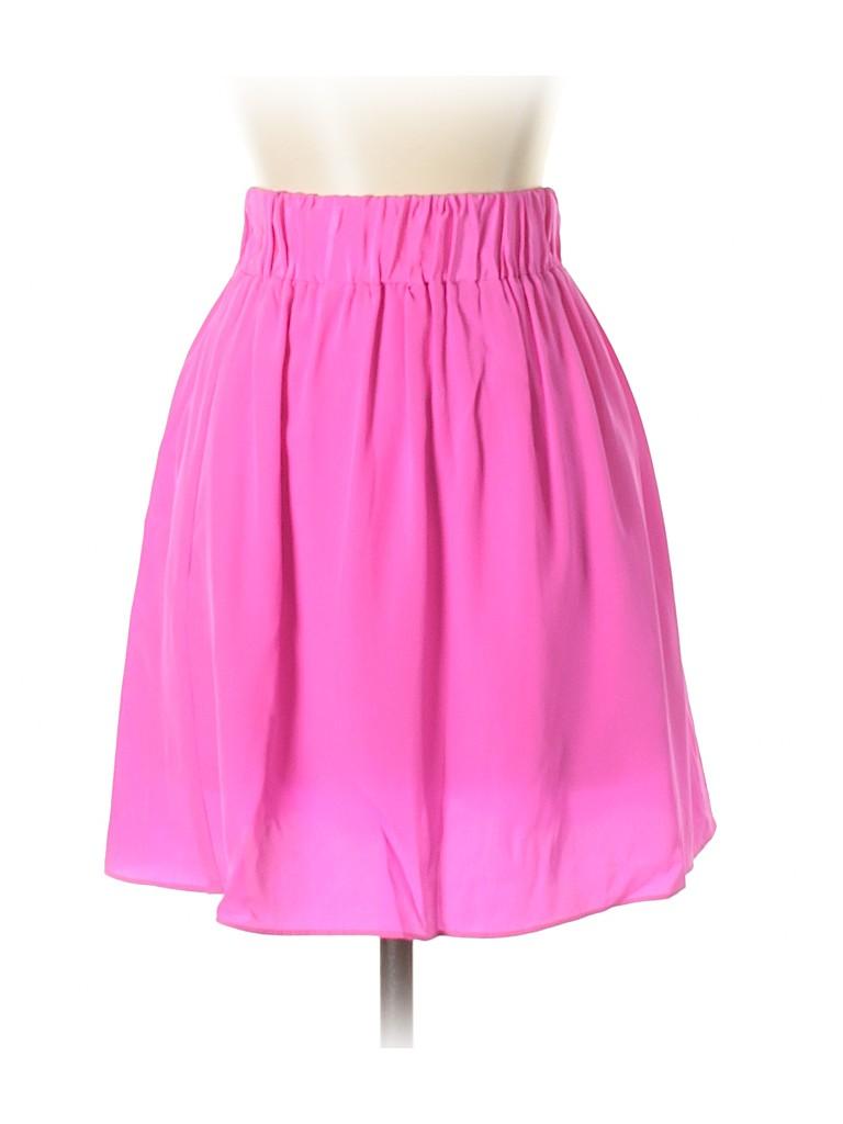 Alice & Trixie Women Silk Skirt Size S