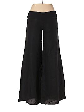 Enza Costa Linen Pants Size L