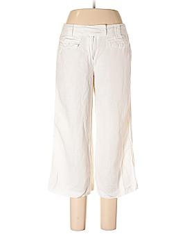 Larry Levine Linen Pants Size 12
