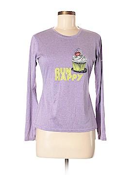 Brooks Long Sleeve T-Shirt Size M