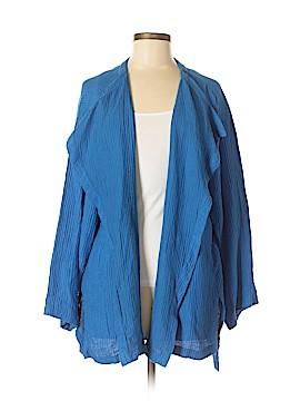 Go Silk Silk Blazer Size M