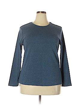 Venezia Long Sleeve T-Shirt Size 18 - 20 Plus (Plus)
