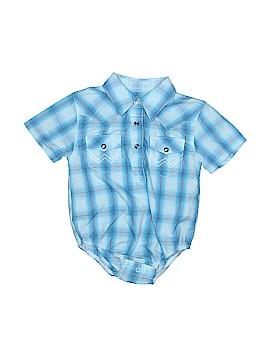 Wrangler Jeans Co Short Sleeve Onesie Size 12 mo