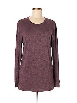 Weatherproof Long Sleeve T-Shirt Size M