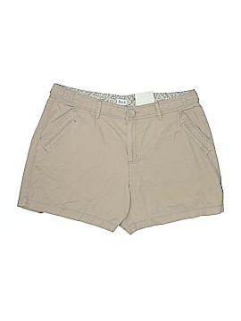 G.H. Bass & Co. Khaki Shorts Size 12