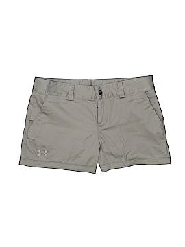 Under Armour Khaki Shorts Size 4