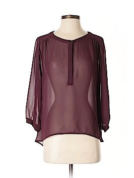 Astr 3/4 Sleeve Blouse Size S