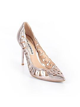 Karl Lagerfeld Heels Size 7 1/2