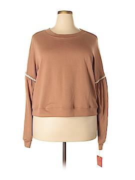 Mossimo Supply Co. Sweatshirt Size XXL