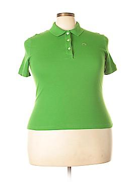 Lacoste Short Sleeve Polo Size 50 (EU) (Plus)