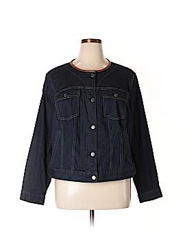Lauren by Ralph Lauren Denim Jacket Size 3X (Plus)