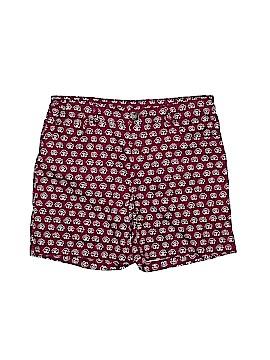 Garnet Hill Denim Shorts Size 14