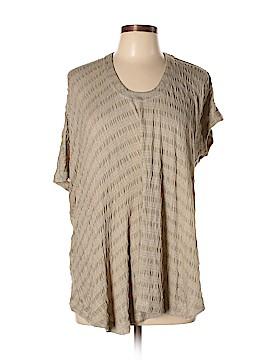 Yigal Azrouël New York Short Sleeve Blouse Size 6