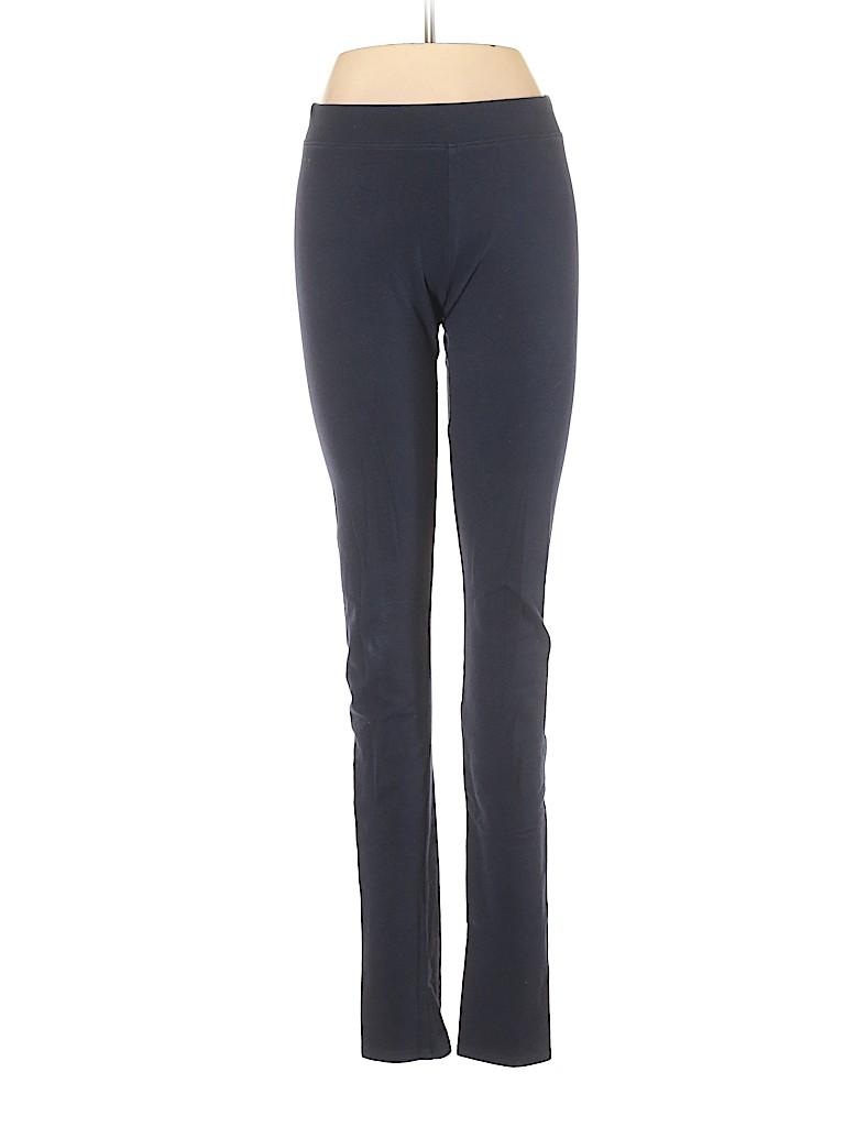c85c459a2ecf2 Long Elegant Legs Solid Dark Blue Leggings Size M - 63% off | thredUP