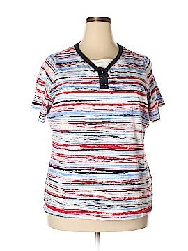 Breckenridge Short Sleeve T-Shirt Size 2X (Plus)