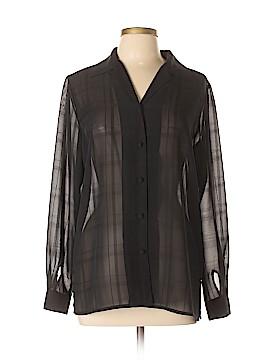 Liz Baker Long Sleeve Blouse Size 10