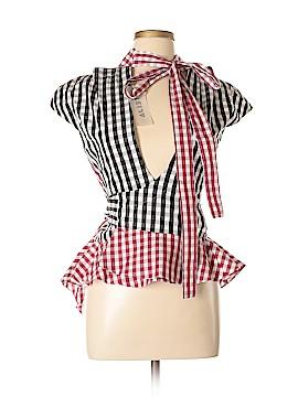 Teija Short Sleeve Blouse Size 10