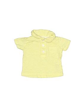 Carter's Short Sleeve Polo Newborn
