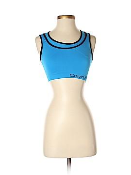 Calvin Klein Sports Bra Size Sm - Med