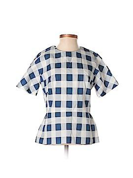 Derek Lam Short Sleeve Blouse Size 4