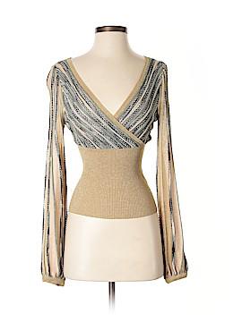 M Missoni Long Sleeve Top Size 2