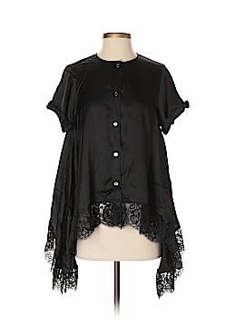 MM6 Maison Martin Margiela Short Sleeve Blouse Size 40 (IT)